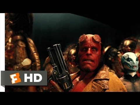 Hellboy 2: The Golden Army (2008) - Movie - YouTube