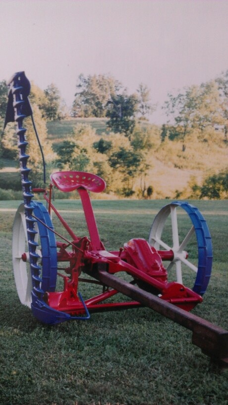 95 Best Images About Horse Drawn Farm Equipment On