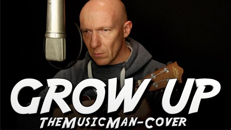 Olly Murs - Grow Up | Original Ukulele Acoustic Cover | The Music Man