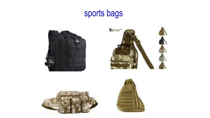 Sports and Outdoor Equipment