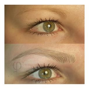 microblading brows - Google Search