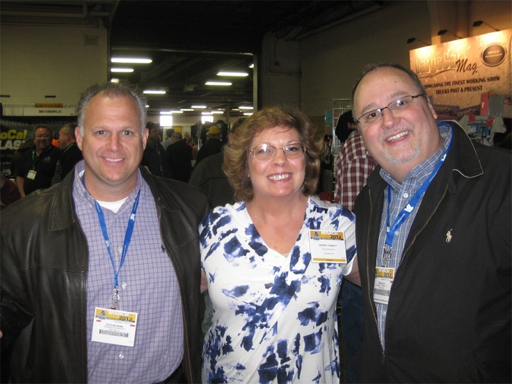 Friends at Booth #60017 at the MATS 2013