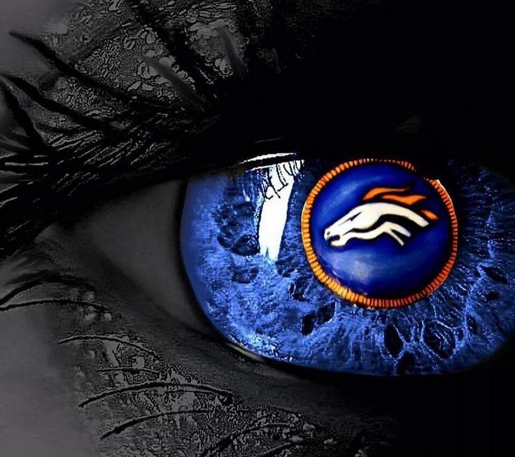What would eyes say Broncos fans???