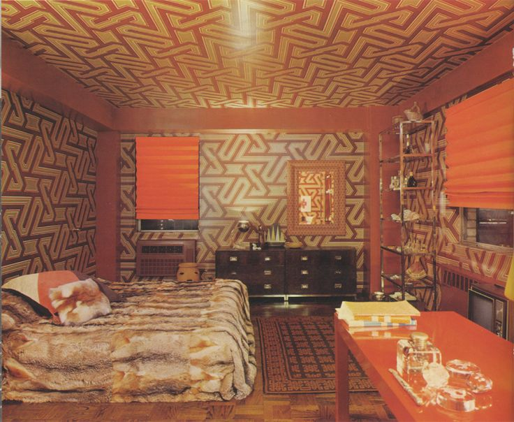 Bedroom by David Hicks