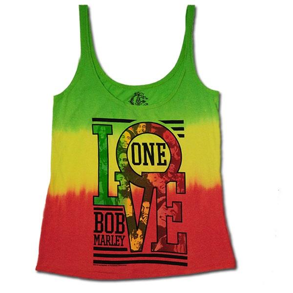 Bob Marley One Love Tank Top - Women's at #RastaEmpire ! #BobMarley #OneLove #Rasta