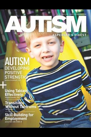 Autism Asperger's Digest (magazine)  Print & digital versions