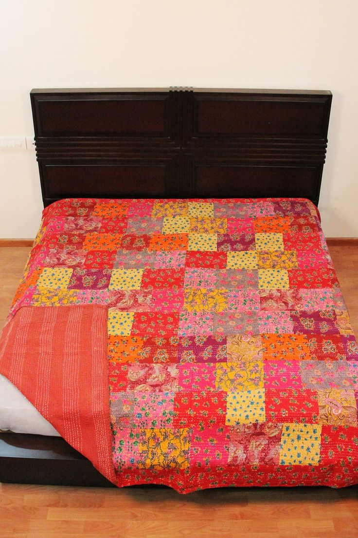 9 best Patchwork Bed throws / Bed spreads images on Pinterest ... : patchwork comforters throws and quilts - Adamdwight.com