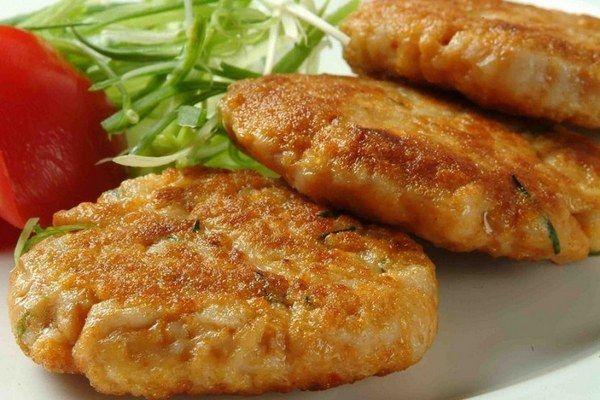 Котлеты из курицы по-французски