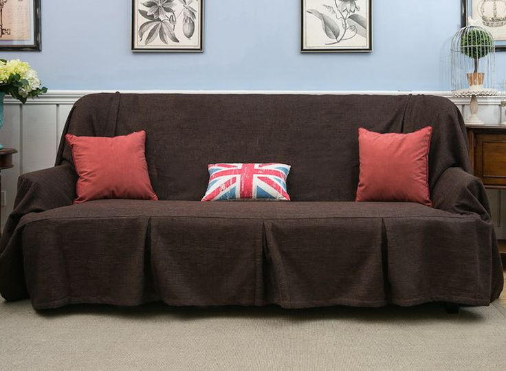 11 best One piece Sofa Cover images on Pinterest Sofa covers
