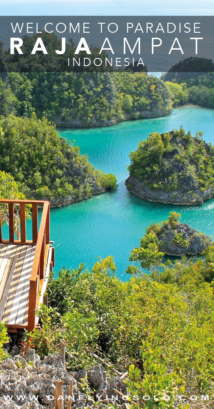 Raja Ampat in Indonesia, off the coast of West Papua is true paradise. Beautiful islands, amazing scuba diving and remote living await.