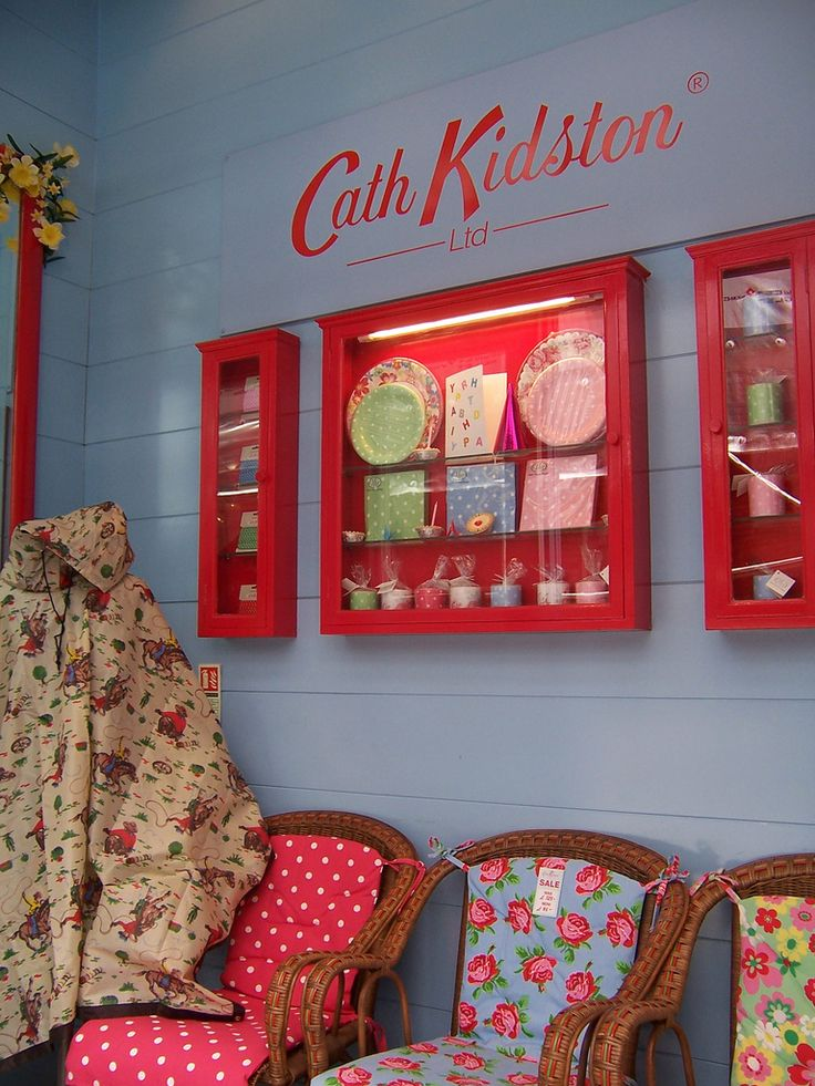 Cath Kidston shop. I could have stayed there for a couple more hours!