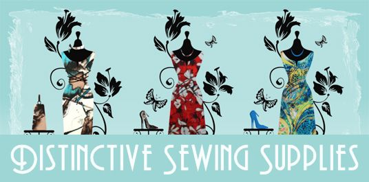 Distinctive Sewing Supplies - Oakville, ON (Apparel Fabric)