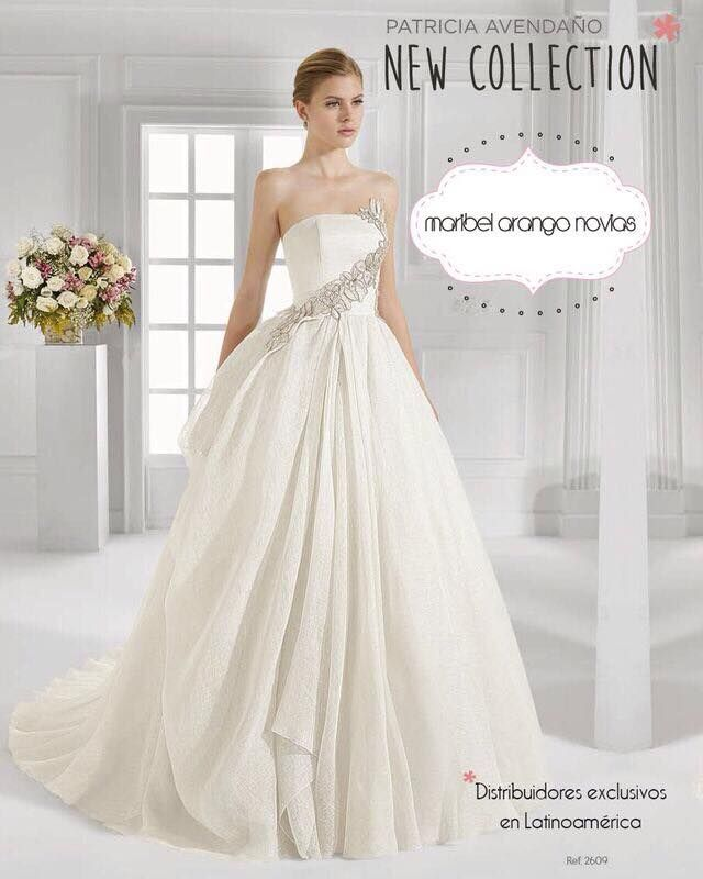 22 best Vestidos de Novia images on Pinterest | Wedding frocks ...