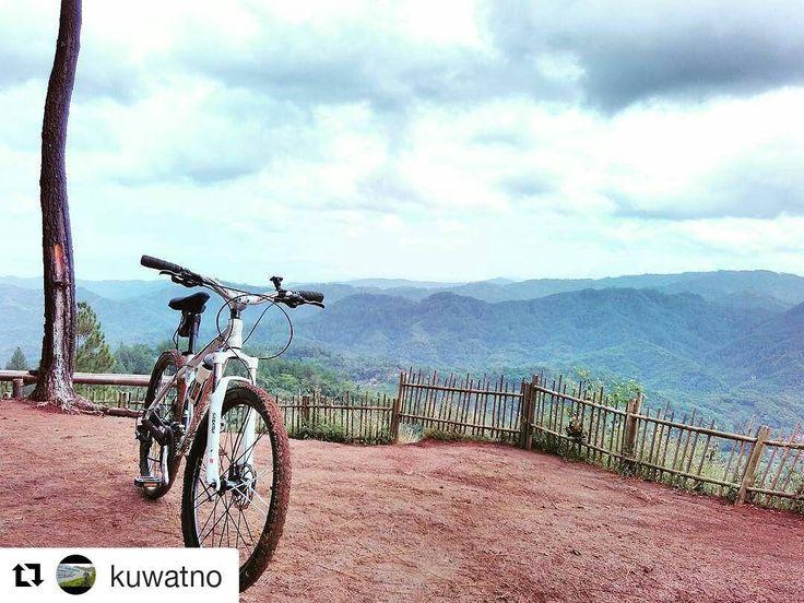 #Repost @kuwatno  piknik sit #karangsambung #kebumen #kebumenkeren #jateng #mtb #bike #pacificbike #pacificbikes #pacificbikerider #uphill #pacificbikes #pacificbikerider #sepeda #sepedagunung #bersepeda #gowes #hardtail #mountainbike #mtbindonesia #crosscountry
