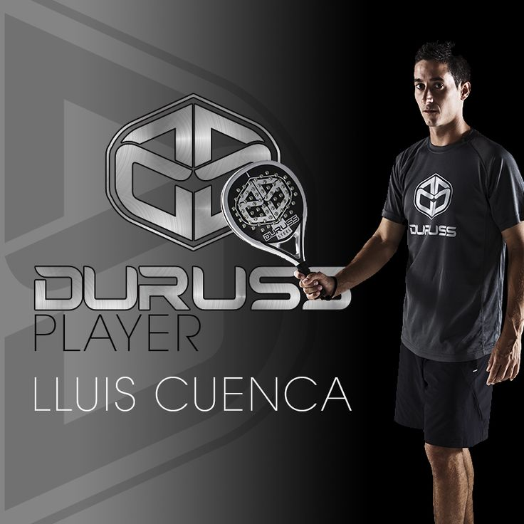 #LluísCuenca #Durussteam, #Durusspadel #Duruss , #padel www.duruss.com