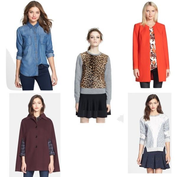 Nordstrom Anniversary Sale….One Day Left | Halogen | A.L.C. | Classiques Entier | Helene Berman | Rebecca Taylor http://effortlesstyle.com/nordstrom-anniversary-sale-one-day-left/