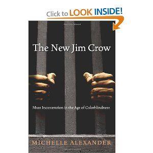 Reinstating Jim Crow segregation through drug enforcement. She's coming to speak at Temple October 2012.