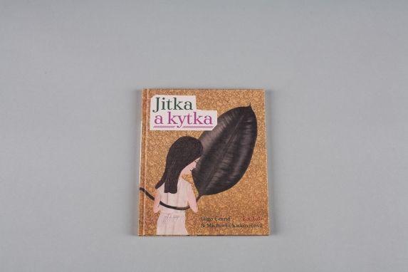 Jitka a kytka | české ilustrované knihy pro děti | Baobab Books