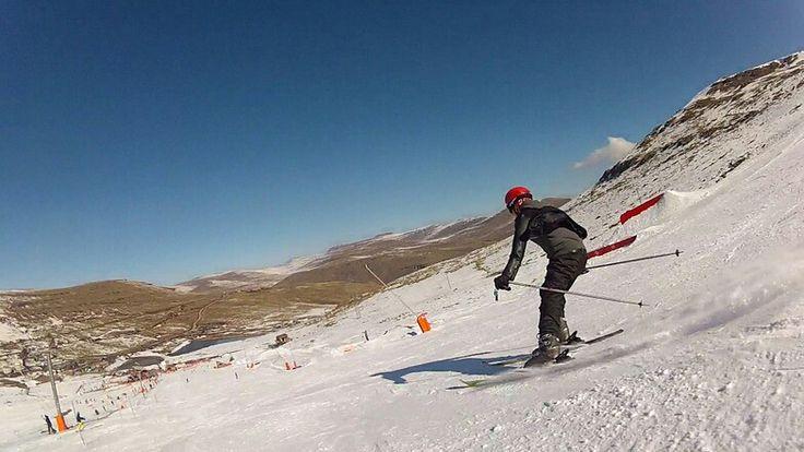 Afriski Resort, Maluti Mountains, Lesotho #Afri-Ski #Lesotho #ski #skiing #afrika