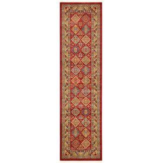 Oriental Red Area Rugs | Wayfair