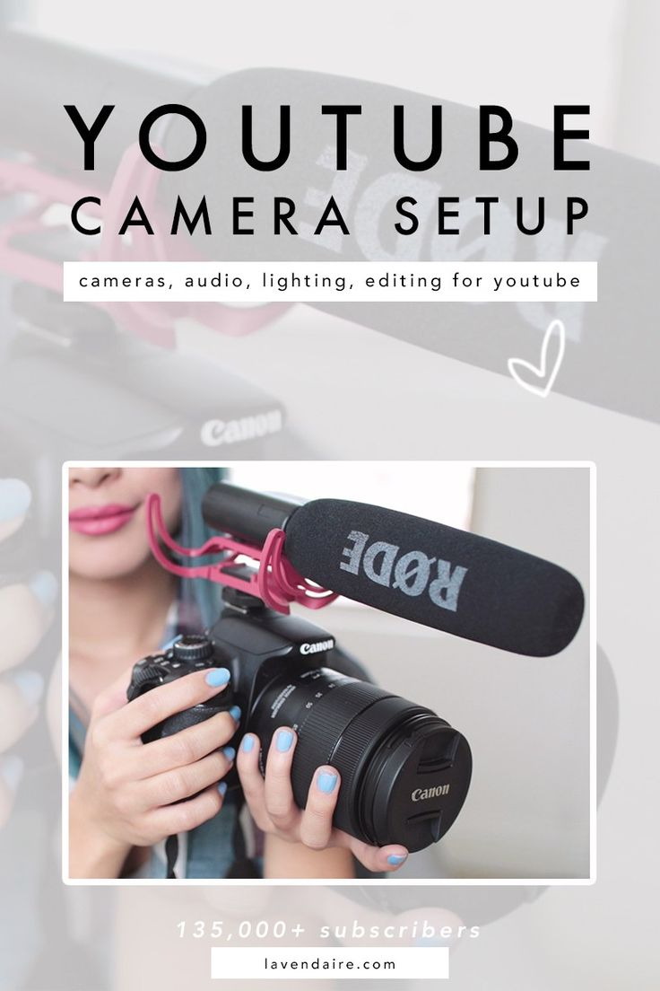 YouTube Camera Setup | Filming Setup | Camera Gear | YouTube Equipment | YouTuber video editing | lighting | audio | advice for content creators | how to start a youtube channel | essential gear | advice for beginner youtubers