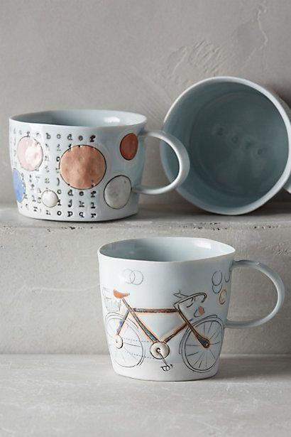 pedal-push mug #anthrofave