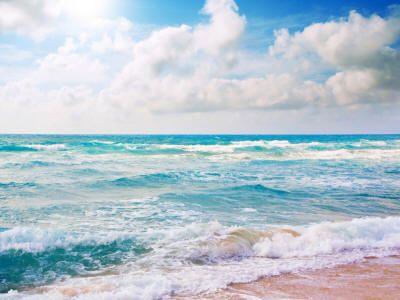 Морские пейзажи в анимации и фотографии