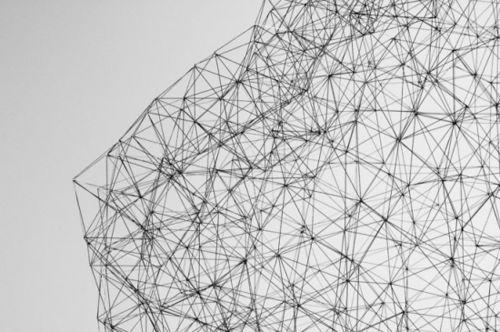Peter Trevelyan's Delicate Geometry