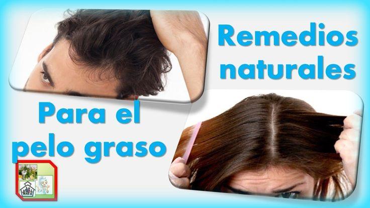 3 Mascarillas naturales para cabello graso. Remedios caseros