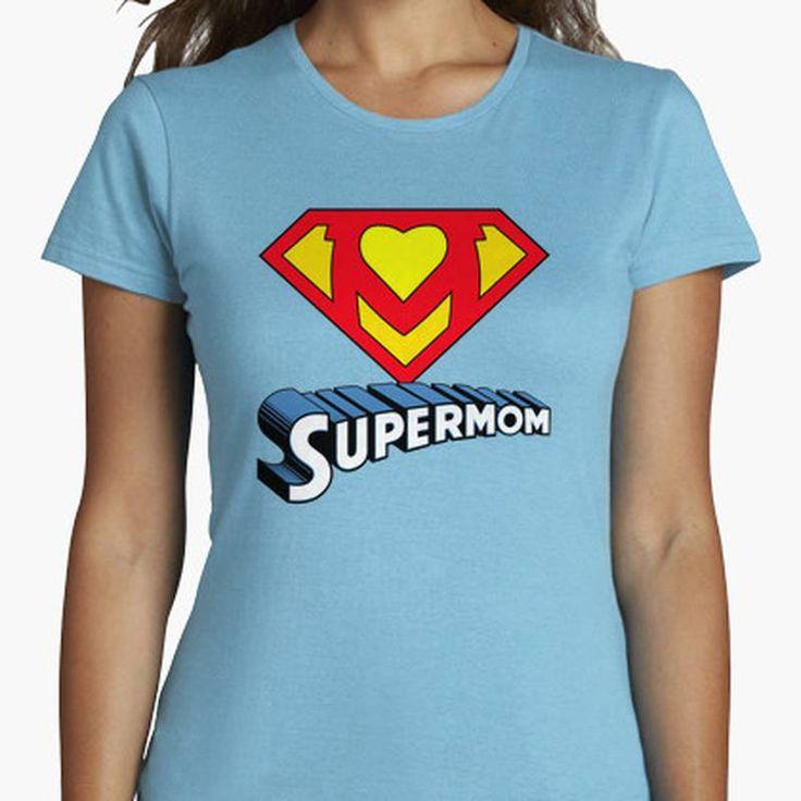 T-shirt Tostadora Supermom