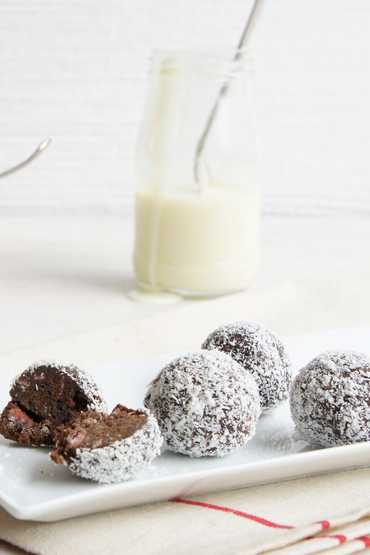 "#RecipeoftheDay: Chocolate Christmas Balls by kristinkylie - ""What a great find this recipe was. Made these for Christmas day and they were a huge hit. Will be making these every year for Christmas!!"" - seremeta"