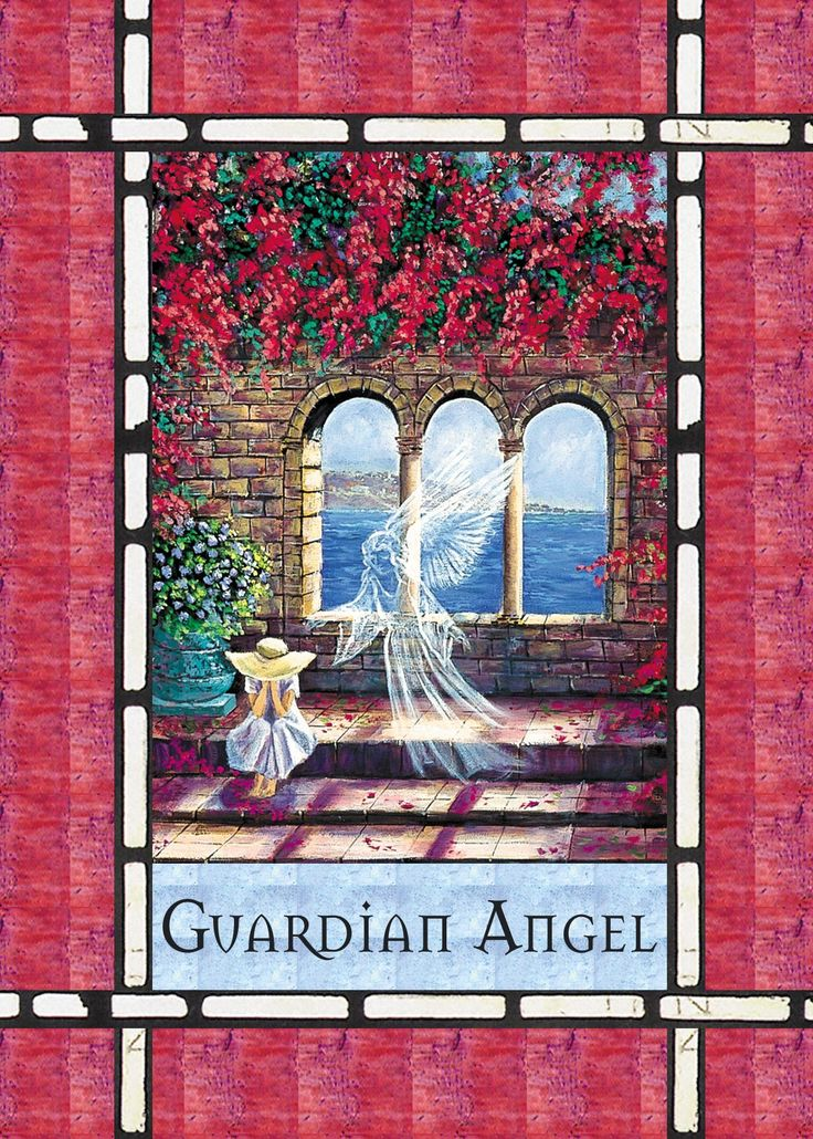 Oracle Card Guardian Angel   Doreen Virtue - Official Angel Therapy Website