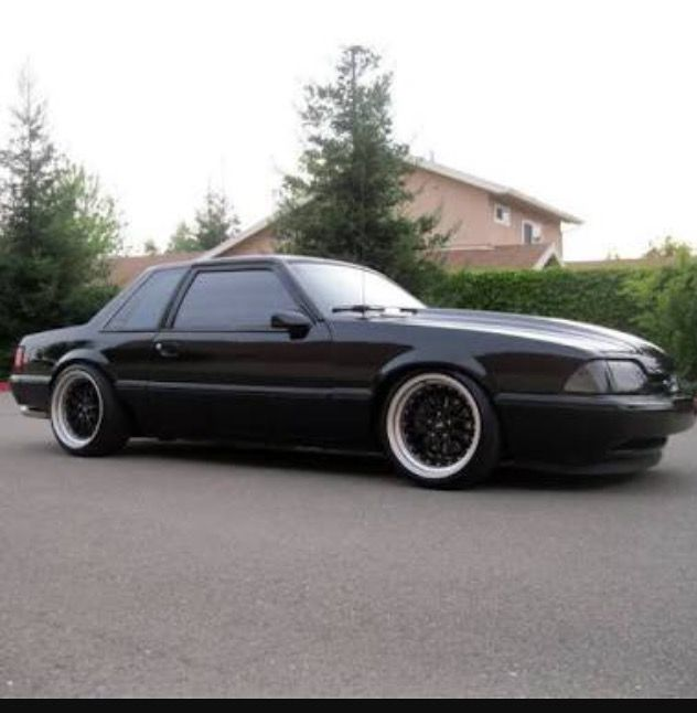 Best 25 Fox Body Mustang Parts Ideas On Pinterest: 663 Best Images About Mustangs On Pinterest