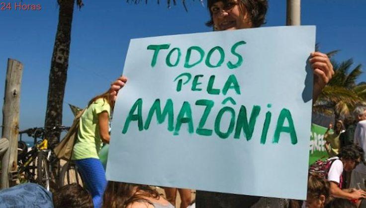 Suspenden decreto que autoriza explotación minera en reserva amazónica en Brasil