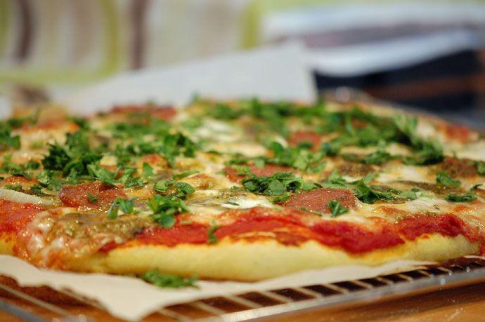 Hjemmelavet pizza – grundopskrift på pizzadej