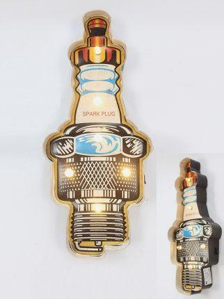 Spark Plug Işıklı Pano