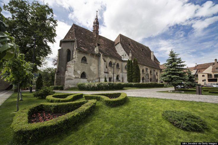 Sighisoara, Romania - birthplace of Vlad the Impaler