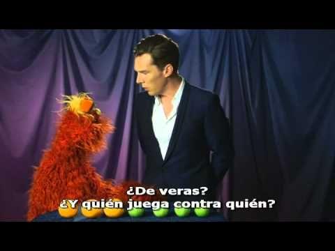 Benedict Cumberbatch and the Sign of Four or is it Three Subtitulado castellano