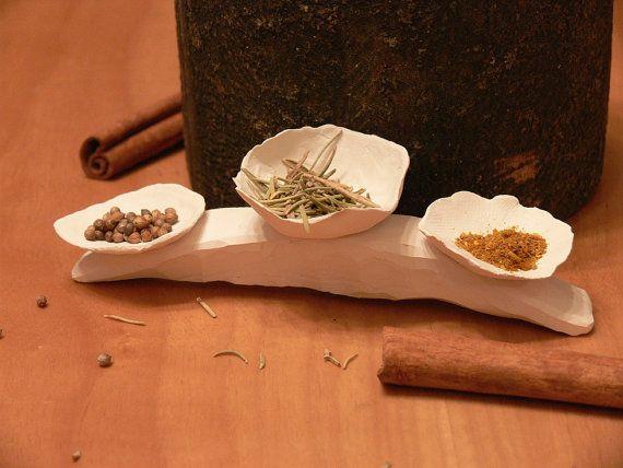 support of spices for spices unusual ceramics ceramics von ZERAMIC