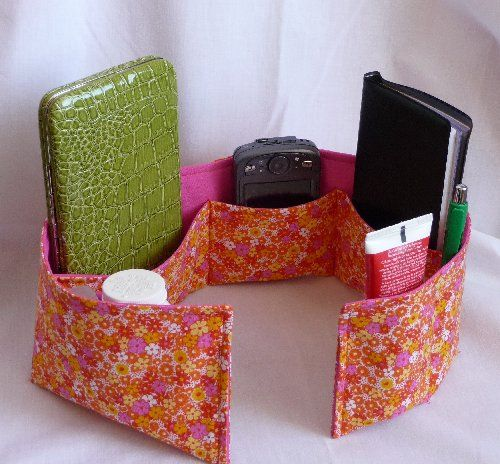 Purse organizer: Purses Totes Saks, Sewing Ideas, Bags Purses Totes, Crafty Ideas