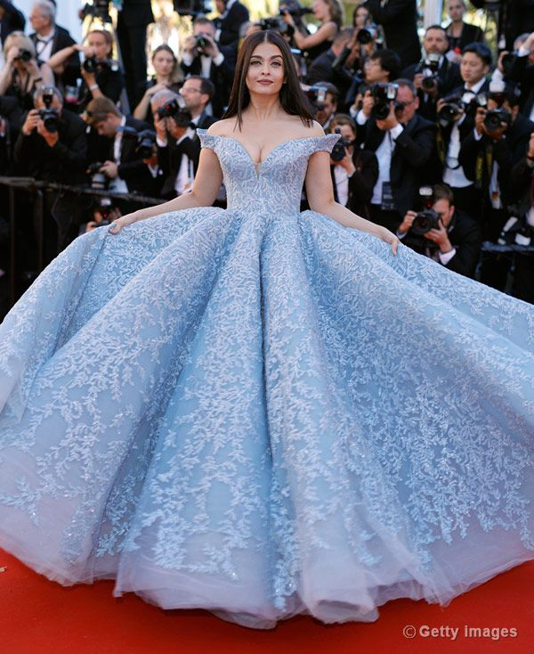 Cannes 2017: Aishwarya Rai Bachchan is not the FIRST celeb to wear Michael Cinco's Versailles inspired gown