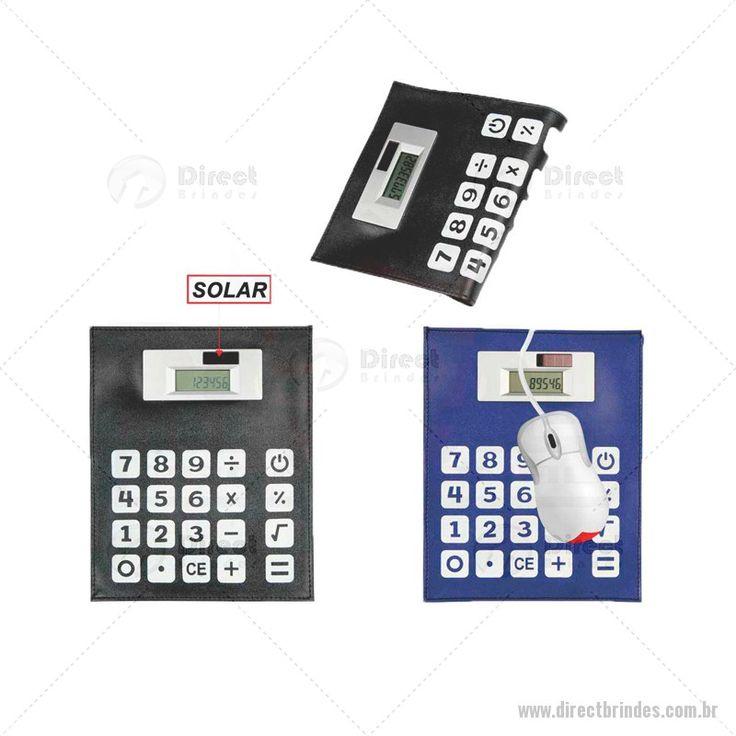 Procurando Brindes Personalizados? Mouse Pad com calculadora flexível