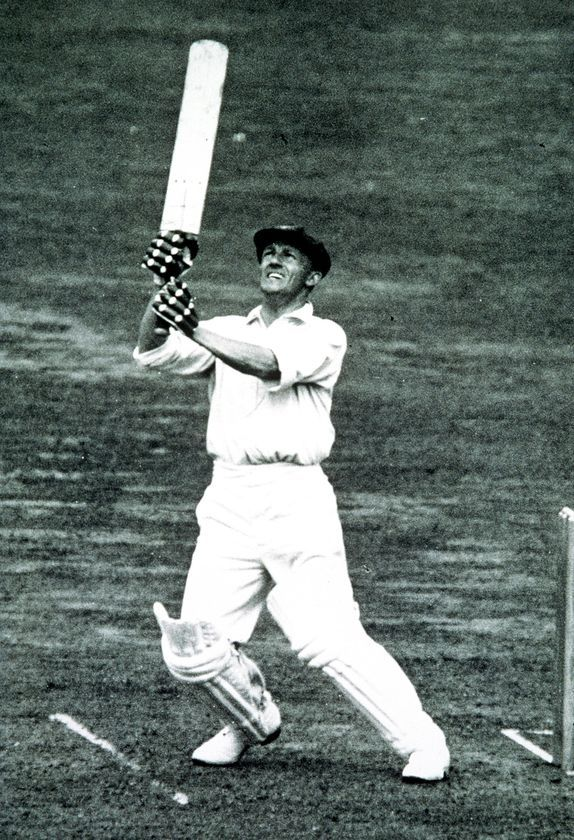 Ok, cricket's not exclusive to Oz - but Sir Donald Bradman is.