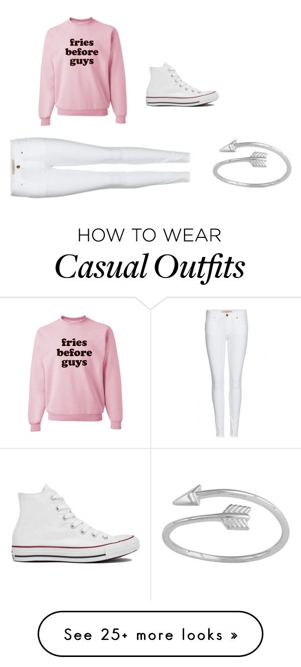 """casual look and true statement"" by btopping on Polyvore featuring Burberry and Converse"
