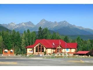 Valemount Visitor Centre, British Columbia