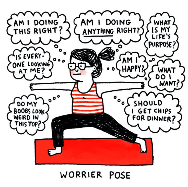 47 Best Yoga Images To Make You Smile On Pinterest