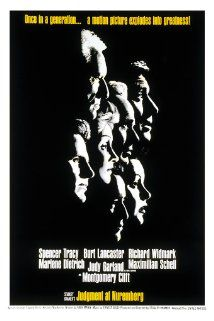 Judgment at Nuremburg   Spencer Tracy, Maximillian Schnell   United Artists, 1961