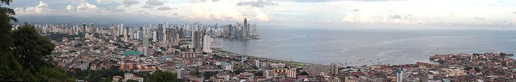 Panama City - Wikipedia, the free encyclopedia, Where my son is on an AIM trip!