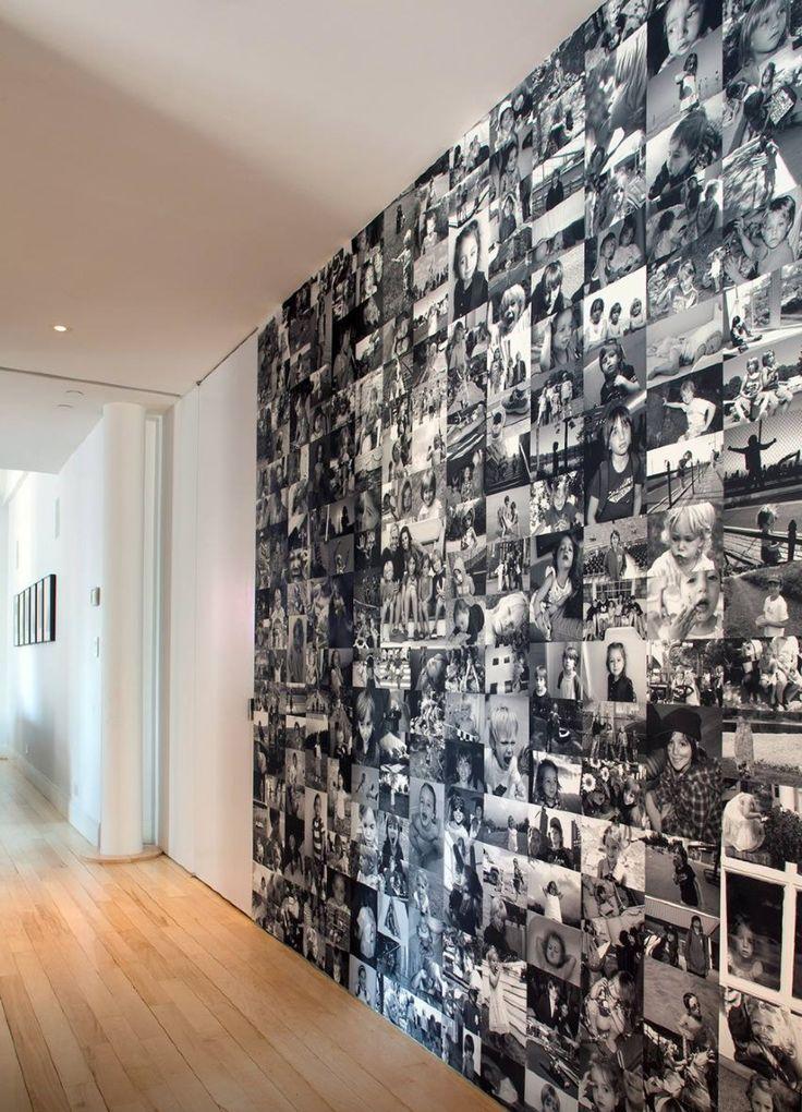Fantastic photograph wall