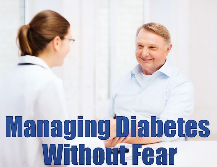 Managing Diabetes Without Fear - #Diabets #Reversal